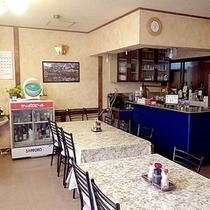 *【食堂】清潔感のある食堂でお食事を