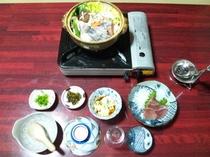 ビジネスプランのお料理(一例)