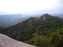 弥三郎岳へ5