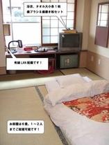 6畳部屋(一人)