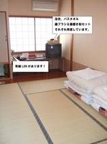 お部屋(2名利用の一例)