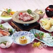【春味覚】スタンダード会席膳(一例)