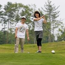 【パークゴルフ】認定本格コースでお楽しみください。