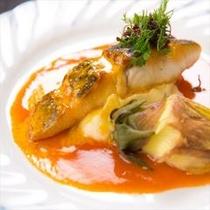 夕食_旬の魚料理