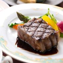 極上豊後牛サーロインステーキ