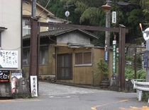 石畳み通り入口3