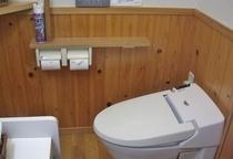 トイレ梅の部屋