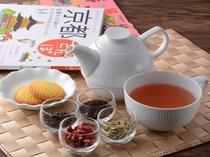 紅茶とクッキー/カフェ