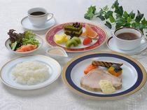 セミナー昼食(脳活性化)洋食