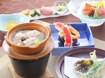 京野菜 焼物 揚物