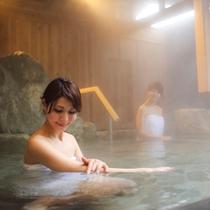 【温泉大浴場 庭の湯】