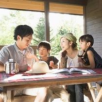 夏休みの家族旅行に!
