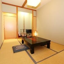 03 [6帖和室] みなづき(1):シンプルで落ち着く部屋