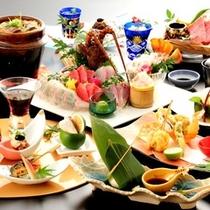 ■【グレードアップ】料理人の技と旬の食材が融合した美味を紡ぐ逸品。
