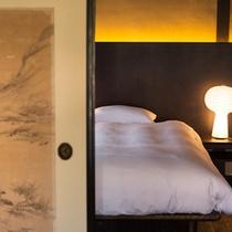 すべてのお部屋に、世界各国の一流ホテルが採用している「シモンズ」製のマットレスを。