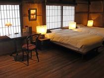 【楠】2階 ベッドルーム