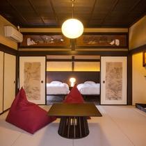 【桜】1~5名 城下町の伝統と格式が息づく寛ぎの上質空間