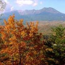 御嶽山の紅葉を見にいらして下さい。