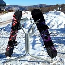 スキー イメージ画像 (1)