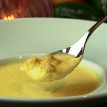 スープ料理_コーンスープ