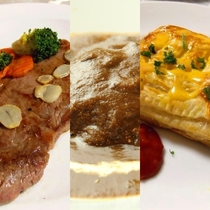 ☆料理_選べる3種