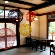 蔵屋敷の面影を残す天領にてお庭を眺めながらお食事を存分にお愉しみください。