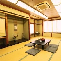 和室14.5畳のお部屋になります