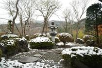 庭園~冬~