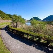 いむた池周辺・ウォーキングコース
