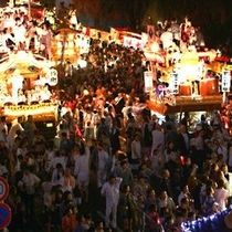 【観光】7月!熱海最大の「こがし祭り」