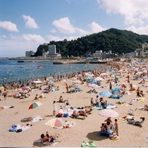 【夏!海水浴】熱海サンビーチ