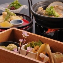 【料理一例】春の前菜