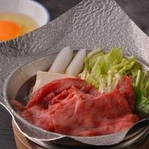 ■牛しゃぶ鍋