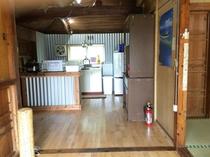 玄関からキッチン - かふう -