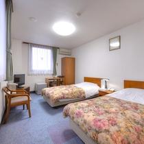 *ツイン(客室一例)/カップルやご夫婦でのご宿泊に◎静岡、富士山観光の拠点にご利用下さい。
