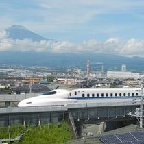 *【富士山】当館を拠点に富士山周遊もおすすめ。
