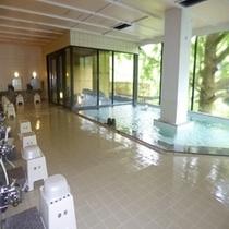 広々した大浴場
