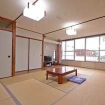 《部屋一例》和室