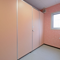 《施設一例》トイレ