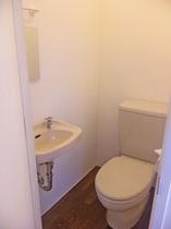 2人部屋-トイレ
