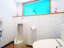 【館内】洗浄機能つきトイレもございます