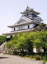 【長浜城】天守閣は「長浜歴史博物館」になっています