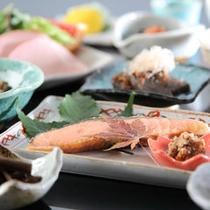 体に優しい和食膳をご用意いたします
