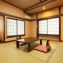 new!【アジアンテイスト和室10畳・トイレなし】1部屋限定