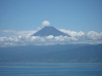 マリンビュー周辺からの富士絶景!