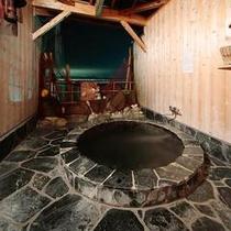 露天風呂「漁火の湯」