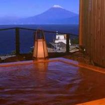 【富士の湯】富士山一望の6つの露天は24時間貸切無料