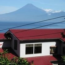 ★マリンビューと夏の富士山★