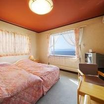 人気3Fの海・富士山が見えるお部屋(一例)