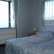 富士山一望の3Fのお部屋の一例